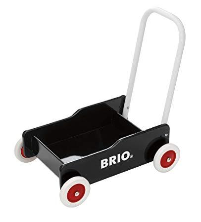 Chariot de marche avec frein de la marque Brio