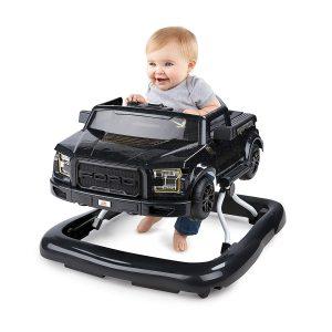 Le trotteur voiture Ford est idéale pour les petits garçons comme pour les petites filles !