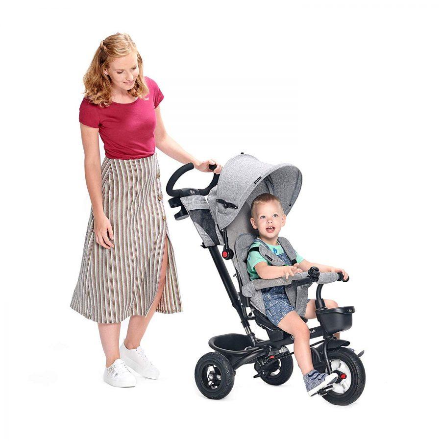 Le tricycle enfant est un vélo à 3 roues.