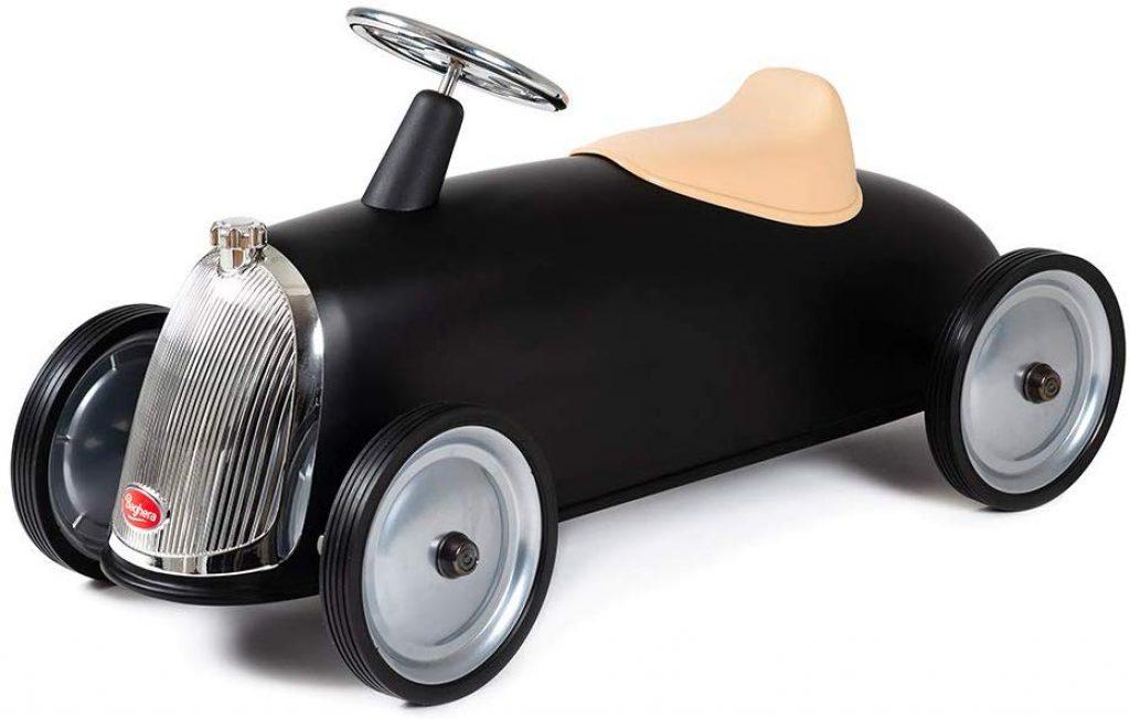 Le porteur Baghera Rider a des roues silencieuses en caoutchouc.