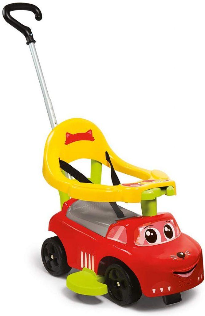 Le porteur évolutif Auto-bascule peut s'utiliser dès l'âge de 6 mois.