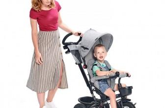 Pourquoi acheter un tricycle à son enfant?